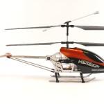 Hoe hoog kan een rc helicopter