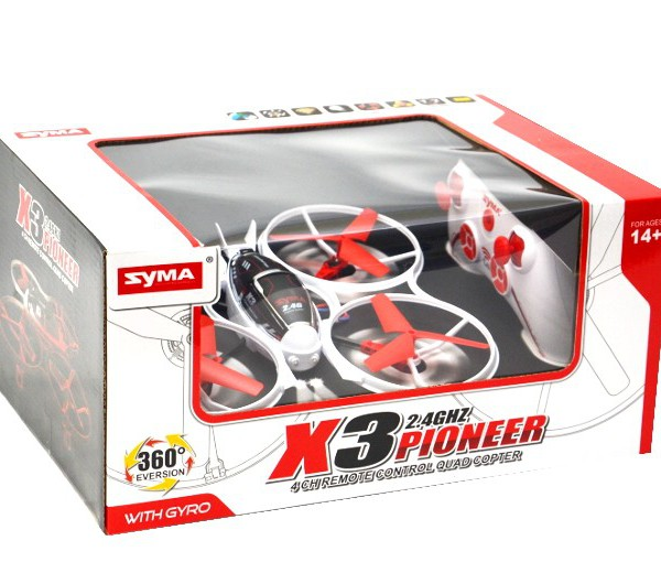 Quadcopter Syma X3 2