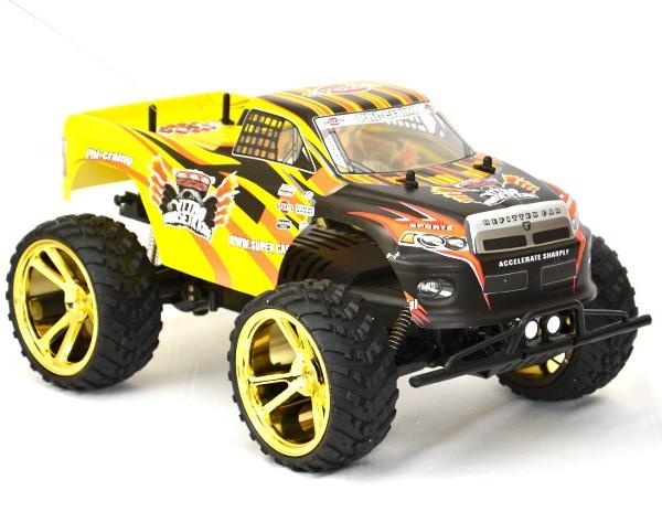 Monster truck 9023 denzarc-rckopen.nl