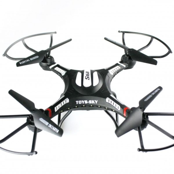 S168 quadcopter denza