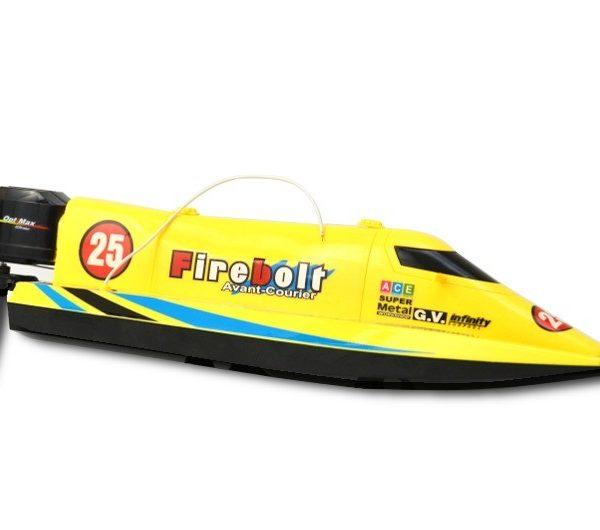 Speedboot Pioneer